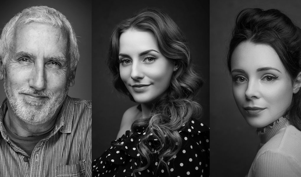 10 Tips for Beautiful Black and White Headshots